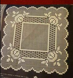 Best 11 How to make an invisible decrease in single crochet – SkillOfKing. Crochet Tablecloth Pattern, Crochet Bedspread, Crochet Doily Patterns, Crochet Doilies, Crochet Lace, Crochet Stitches, Knitting Patterns, Sewing Patterns, Filet Crochet