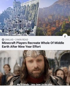 """'Lord Of The Rings' Memes For The Tolkien Fiends Memes) - Funny memes that """"GET IT"""" and want you to too. Get the latest funniest memes and keep up what is going on in the meme-o-sphere. Aragorn, Legolas, The Middle, Middle Earth, Funny Memes, Hilarious, Memes Humor, Funniest Memes, O Hobbit"""