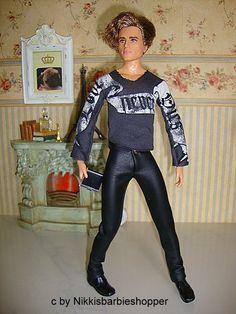 Fashion Royalty Barbie Basics Model Muse Fashions by Nikkisbarbieshopper