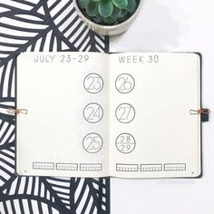 Create 5 different bullet journal weekly spreads from one simple layout www.littlemissrose.com How To Bullet Journal, Bullet Journal Weekly Layout, Bullet Journal Notebook, Bullet Journal Themes, Bullet Journal Inspo, Bullet Journal Spread, Bullet Journals, Bullet Art, Weekly Spread