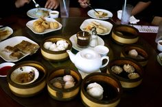 Dim Sum. My fave thing to eat in china town Sydney