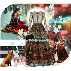 """""""Once upon a Fairytale"""" by natcatt on Polyvore"""