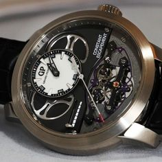 The revolutionary Constant Escapement LM captured by @thehorophile #wotd…