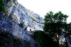Frankreich Nans-les-Pins, Grotte der Maria Magdalena, Saint-Maximin- la-Sainte-Baume