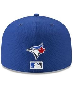 best website ff051 5e181 New Era Boys  Toronto Blue Jays Batting Practice 59FIFTY Cap - Blue ...