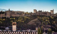 https://flic.kr/p/GqGnUy | Alhambra desde San Nicolás | La Alhambra desde el Mirador de San Nicolás