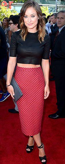 Celebrity Red Carpet Style | Olivia Wilde