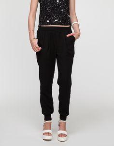 Outsider Pants In Black