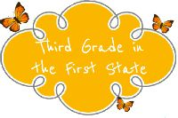 Third Grade in the First State: End of the year idea - Give students an envelope (with a stamp) addressed to you and see how many letters you get from your students over the summer.