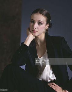 June 1985, portrait of Sylvie Guillem, 19, youngest star of the Paris Opera.