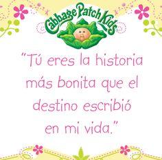 Tú eres la historia más bonita... #cabbagepatch #cabbagepatchkids #sketchers #muñeca #niñas #abrazo #palaciodehierro #liverpool #comercialmexicana #walmart #soriana #sears #chedraui #coppel #juguetron #HEB #kids