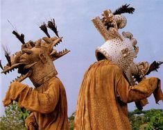 Kponungo Mask (aka the Firespitter)