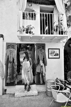 Photo report by Josep Soler of Ibiza in the 70's & 80's / #eivissa70s  #IbizaAntigua