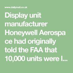 7 Best Honeywell Aerospace images in 2019   Honeywell