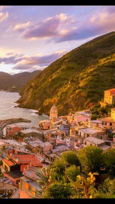 Santorini twilight