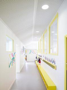Nursery School Extension,© David Foessel