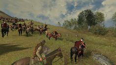 Die Auxiliartruppen jagen unsere Feinde, die fliehen.  Total War Rome 2 Emperor Edition, Caesar in Gallien, Divide et Impera Mod