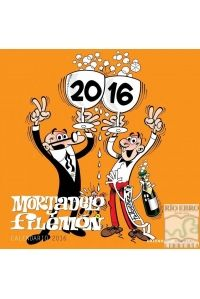 CALENDARIO MORTADELO Y FILEMÓN 2016