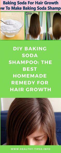 DIY Baking Soda Shampoo: The Best Homemade Remedy for Hair Growth,  #Baking #DIY #growth #Hai... -  DIY Baking Soda Sham... -  DIY Baking Soda Shampoo... #BakingSodaForDandruff Baking Soda Dry Shampoo, Baking Soda For Skin, Baking Soda For Dandruff, Baking Soda Health, Baking With Honey, Baking Soda Uses, Honey Shampoo, Shampoo For Curly Hair, Natural Shampoo