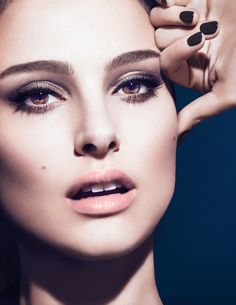 Perfection: Natalie x Diorshow #makeup #dior