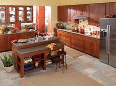 Wilsonart contemporary-kitchen