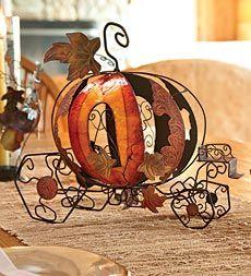 Capiz Pumpkin Coach on Sale! (Ends 10-8-12)