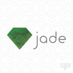 J - Jade #Alphabet #logos #logo #sale #crystal #diamond #fashion #deluxe #stylish #jewelry #green