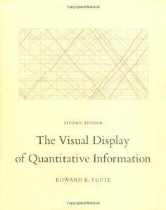 The Visual Display of Quantitative Information by Edward R. Tufte, http://www.amazon.com/dp/0961392142/ref=cm_sw_r_pi_dp_zu6Wqb0CTZXHR