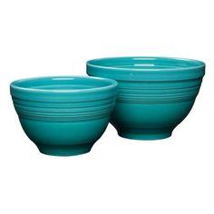 Fiesta 2-Piece Baking Bowl Set & Reviews   Wayfair