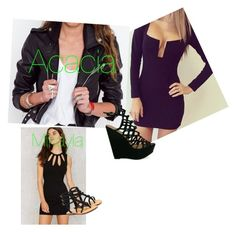 """Untitled #156"" by icraymexi on Polyvore featuring Nasty Gal and Mystique"
