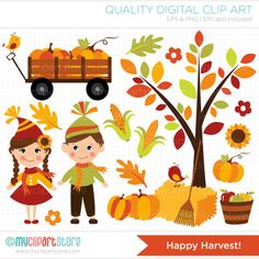 harvest clipart - Google Search