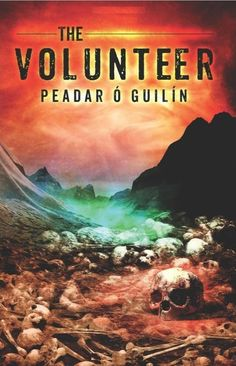 Finished THE VOLUNTEER by Peadar O'Guilin. Solid ending to a stellar trilogy.