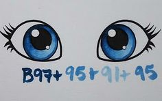 Fabulous eye coloring Copic tutorial