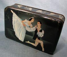 Ballet tin