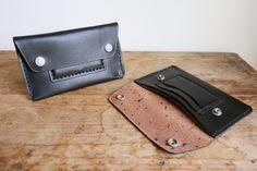 Mechanic's Wallet (Black)