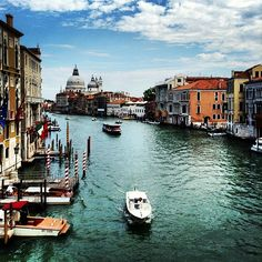 A diferente cidade de Veneza - Itália / The different city of Venice - Italia