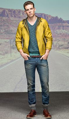 Men's Outfit for Spring/Summer   Menswear   Men's Fashion   Casual Style   Moda Masculina   Shop at designerclothingfans.com