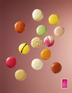 macarons ete 2013 - delmontel