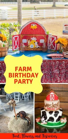Farm and barnyard th