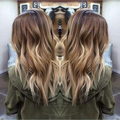 30 erstaunliche Balayage Frisuren, die Sie dieses Jahr versuchen können // #Amazing #Balayage #Hairstyles #This #Year