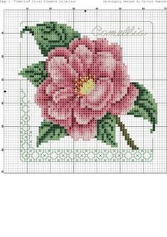 Gallery.ru / Фото #2 - s - denise10 Cross Stitch Tree, Cross Stitch Flowers, Cross Stitch Charts, Cross Stitch Designs, Cross Stitch Patterns, Silk Ribbon Embroidery, Hand Embroidery, Cross Stitching, Cross Stitch Embroidery