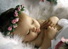 Baby Angel Photo: This Photo was uploaded by HYPHYGRAFIX. Find other Baby Angel pictures and photos or upload your own with Photobucket free image and v. Angel Pictures, Baby Pictures, Baby Photos, Children Pictures, Angel Images, Newborn Pictures, Adorable Pictures, Heart Images, Cute Kids
