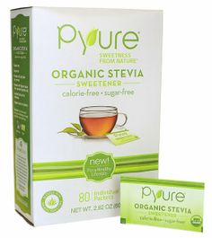 Product Review: Pyure Organic Stevia Sweetener | This Dish Is Veg - Vegan, Animal Rights, Eco-friendly News
