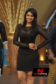 Parineeti Chopra at Shuddh Desi Romance Promotion