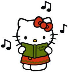 Navidad con Hello Kitty | Divertidas de Navidad