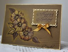 IC354 Bleached Birthday by Holstein - Cards and Paper Crafts at Splitcoaststampers