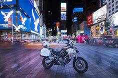 La Ducati Trotamundos regresa a Europa