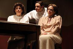 SORELLE MATERASSI di Oreste Pelagatti da Aldo Palazzeschi (Silvia Santini, Claudia Migliorini e Concetta Lombardo)