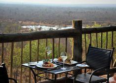 Victoria Falls Safari Lodge/Suite/Club - Victoria Falls National Park - Zimbabwe - Africa