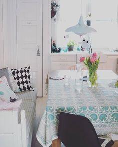 Mikä ihana päivä. Lunta, pakkasta ja auringonpaiste siniseltä taivaalta. #newblogpost #myhome #kitchen #bungalowdk #eames #vintage #inspiration #elämänikoti #melukyläntalo #interiorinspiration #lovelyday